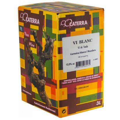 Vi Blanc Caterra Blanc - Box 3 l. 2019 Caterra 3 l.