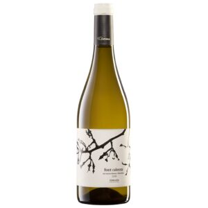 Vi Blanc Font Calenta Blanc Jove 2016 Caterra 0,75 l.
