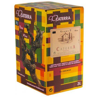 Vermut Caterra Vermut - Box 3 l.  Caterra 3 l.