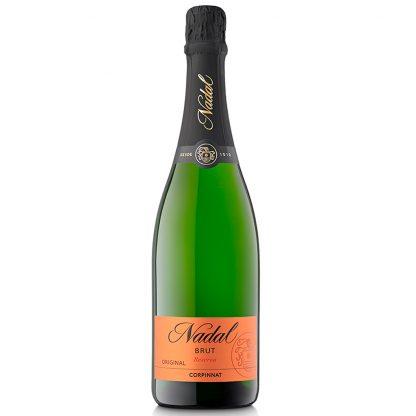 Vi Escumós de Qualitat NADAL Brut Original Reserva Corpinnat Escumós de Qualitat Reserva Nadal Wines 0,75 l.