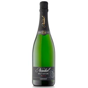 Vi Escumós de Qualitat NADAL Brut Nature Gran Reserva Corpinnat Escumós de Qualitat Anyada 2012 Nadal Wines 0,75 l.
