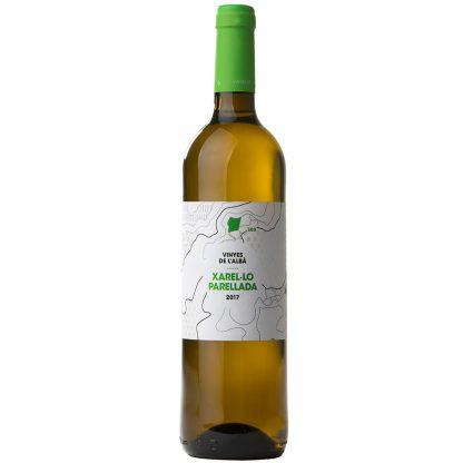 Vi Blanc Vinyes de l'Albà Xarello Parellada Jove 2017 Vinyes de l'Albà 0,75 l.