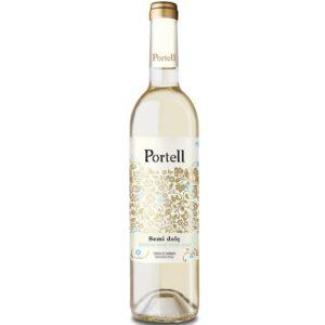 Vi Blanc Portell Blanc Semi dolç Jove 2019 Vinícola de Sarral 0,75 l.