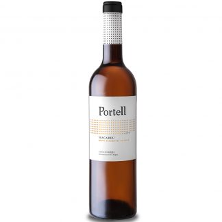 Vi Blanc Portell Macabeu Vi Criança (+12 mesos) Vinícola de Sarral 0,75 l