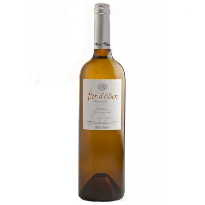 Vi Blanc Martí fabra Flor d'Albera Criança 2016 Martí Fabra 0,75 l.