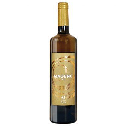 Vi Blanc Magenc Jove 2017 Cellers d'en Guilla 0,75 l.