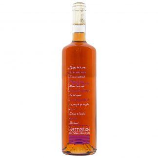 Vi de Licor Garnatxa dels Cellers d'en Guilla Vi envellit en Solera Cellers d'en Guilla 0,75 l