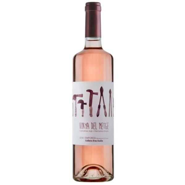 Vi Blanc Vinya del Metge Magnum Jove 2015 Cellers d'en Guilla 1,5 l.