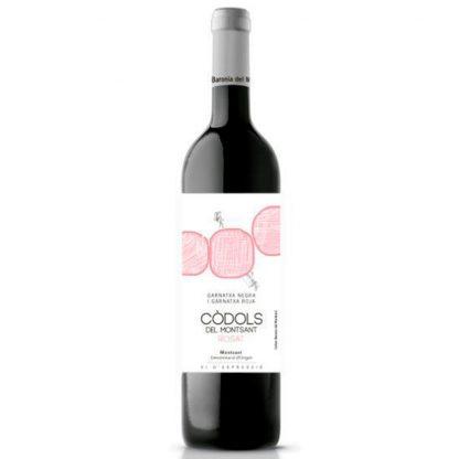Vi Rosat Còdols del Montsant Rosat Vi Jove Cellers Baronia del Montsant 0,75 l.