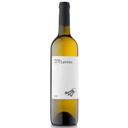 Vi Blanc Xarel·lo  Mas dels Clavers Finca can Gallego 0,75 l.