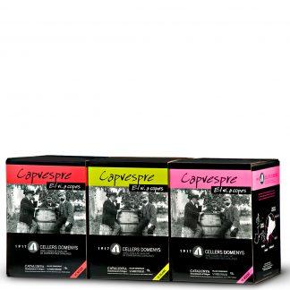 Vi Negre Capvespre Negre - Box 15 l. Vi Jove Cellers Domenys 15 l.
