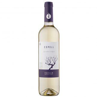 Vi Blanc EUDALD CEPELL blanc Eco/Bio Jove 2019 Eudald Massana Noya 0,75 l.