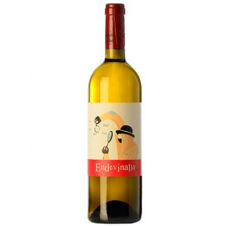 Vi Blanc Endevinalla Vi Jove Celler Aixalà Alcait 0,75 l.
