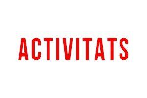 Activitats 12DOS