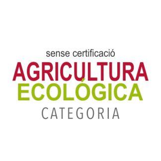 Agricultura Ecològica (sense certificació)