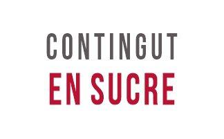 Contingut en Sucre