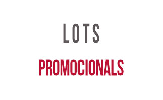 30. Lots Promocionals