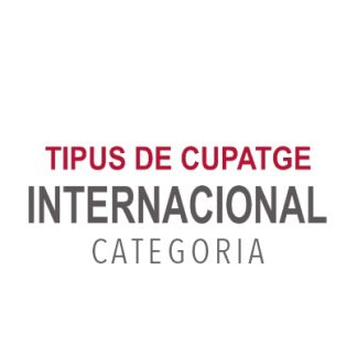 Cupatge Internacional
