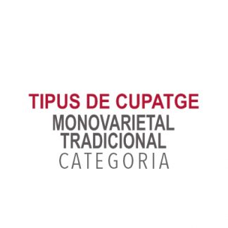 Monovarietal Tradicional