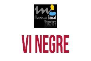 Massis del Garraf vi negre
