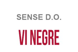 Sense D.O. vi negre