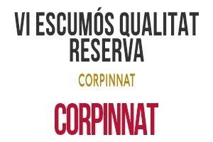 10 Vi Escumós de Qualitat Corpinnat Reserva