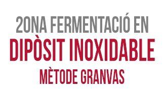 03 2ona Fermentació en Dipòsit d'Inoxidable mètode Granvàs