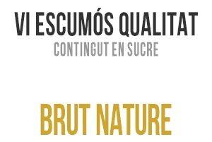 20 Vi Escumós de Qualitat Brut Nature