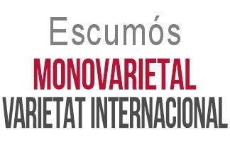 08 Escumós monovarietal de varietat internacional